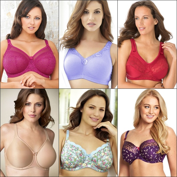 Plus Size Full Cup Bras
