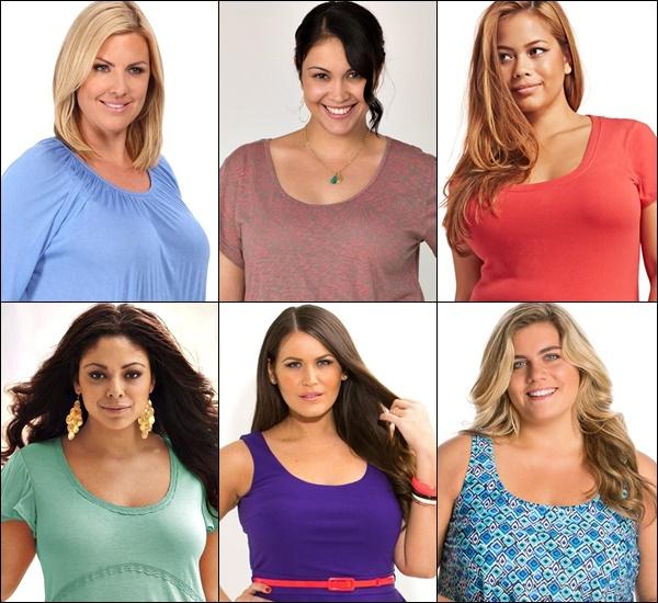 Plus Size Scoop Neckline Fashion Tips