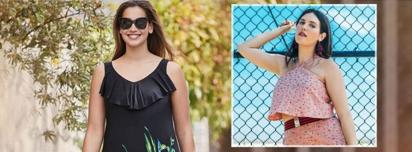 Plus Size Top from Various Stores to Refresh Your Summer Wardrobe