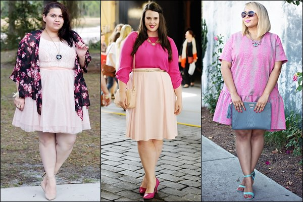 Plus Size Valentine Day Outfit Look