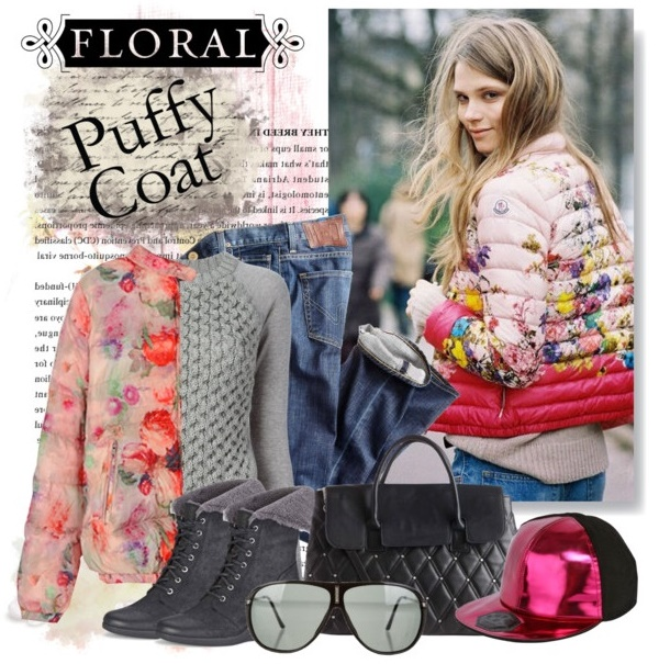 Puffy Coat for Spring