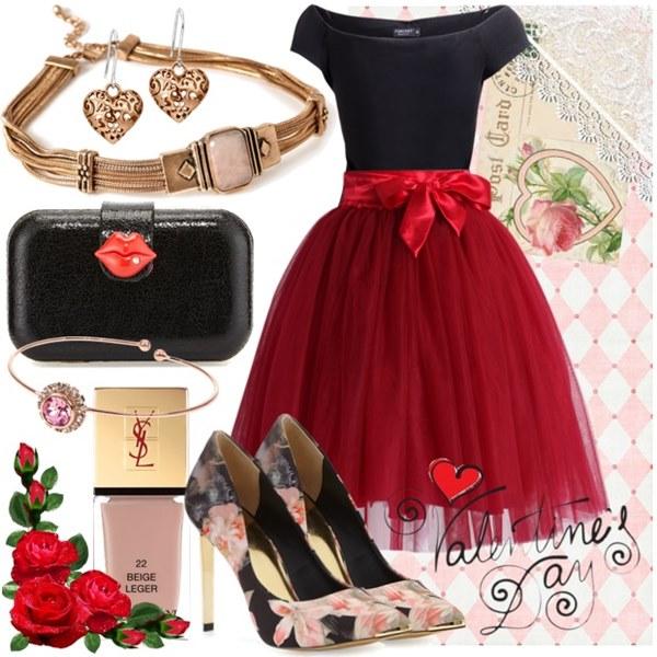 Romantic Style for Valentine