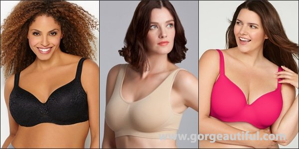 Seamless Bras for Casual Outfit