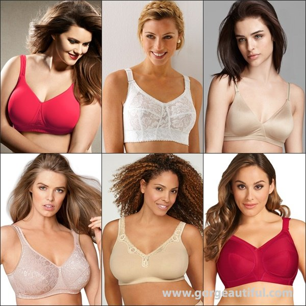 Soft Cup Bras for Comfortable Wear