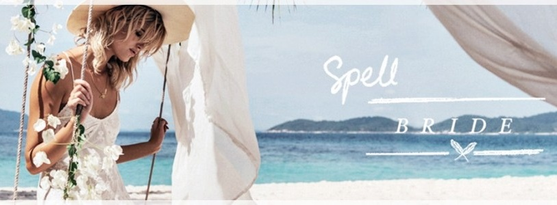 Spell Bride by Spell Designs 2015 Gypsy Bridal Capsule Collection