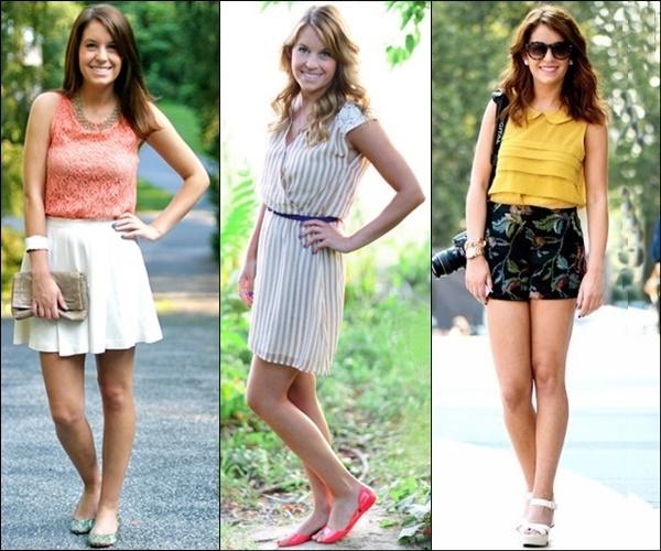 Spring Summer Fashion Style