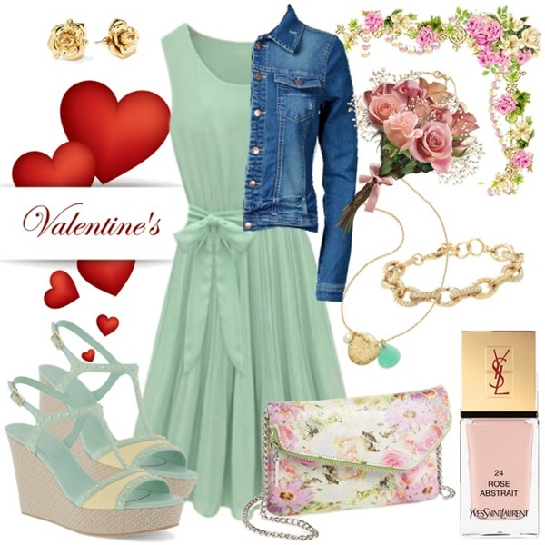 Sweet Casual for Valentine