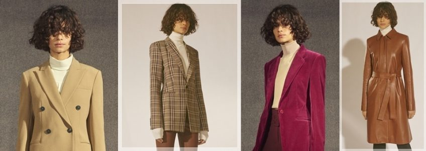 Theory Fall Winter 2017 Collection Ready to Wear for Petite