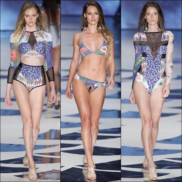 Triya Swimwear Runway Shows Spring Summer 2016 Collection 05