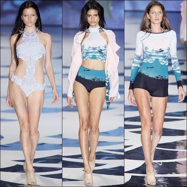 Triya Swimwear Runway Shows Spring Summer 2016 Collection 08