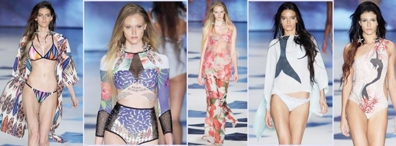 Triya Swimwear Runway Shows Spring Summer 2016 Collection