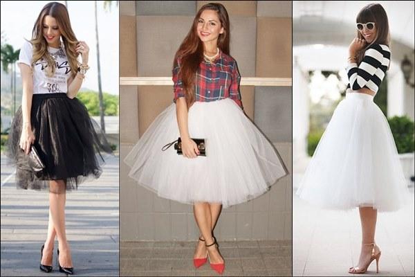 Tutu Skirt Fashion Styles