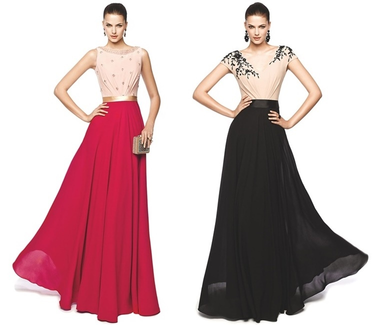 gowns for wedding guest