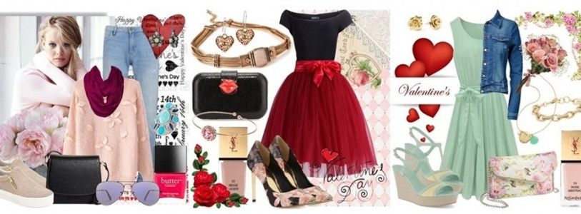 What to Wear on Valentine's Day 2015 – Ten Outfit Ideas