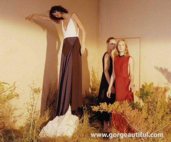 Zara Fall Winter 2015-2016 Sleek Bohemian Campaign 02