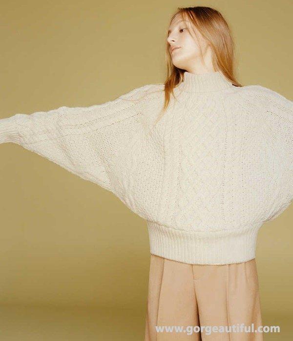Zara Fall Winter 2015-2016 Sleek Bohemian Campaign 11