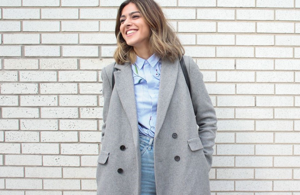 Petite Winter Coat Fashion Street Style