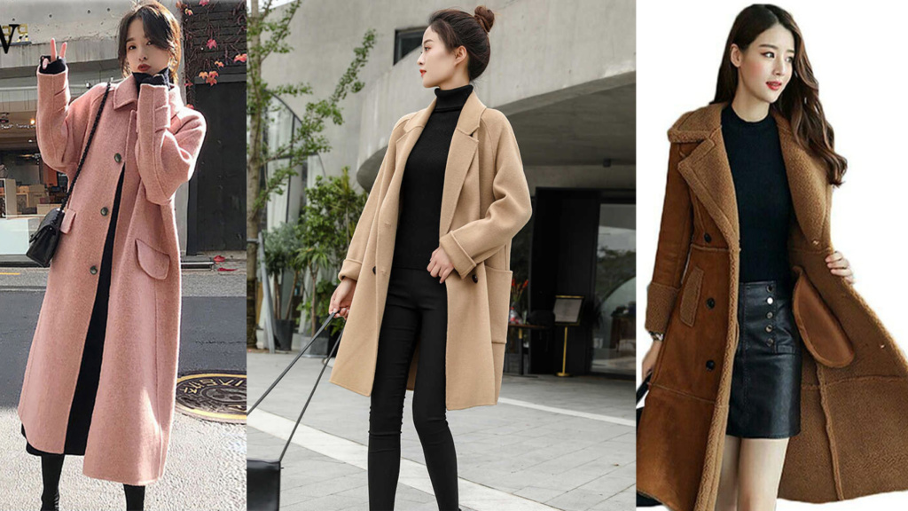 Long Coat for Petite Ladies